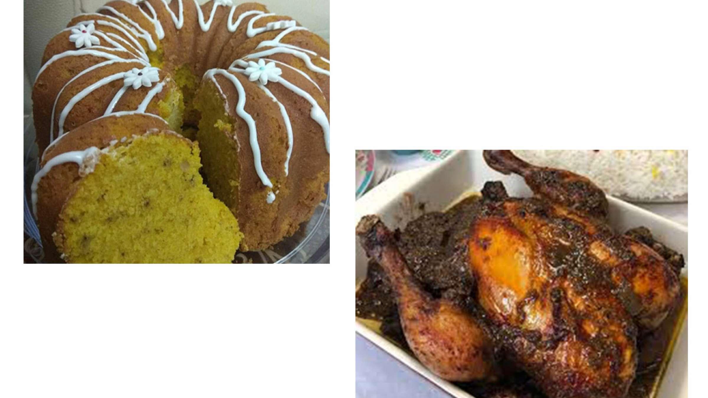 آشپزی-ترابی-كيک-كدو-حلوايی-لونگی-مرغ
