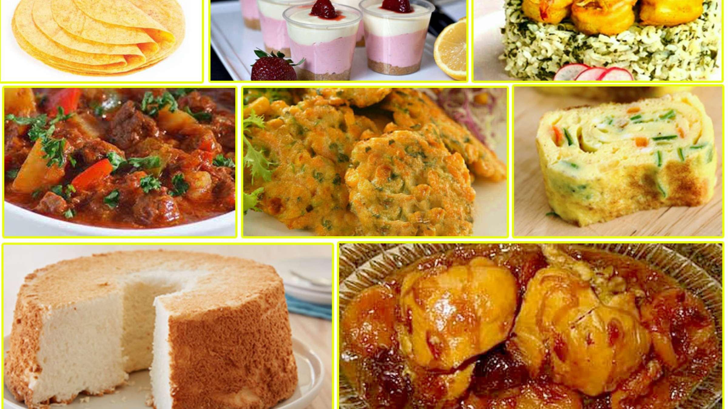 آشپزی-پروین-تورتیلا-خوراک-گولاش-آلو-اسفناج