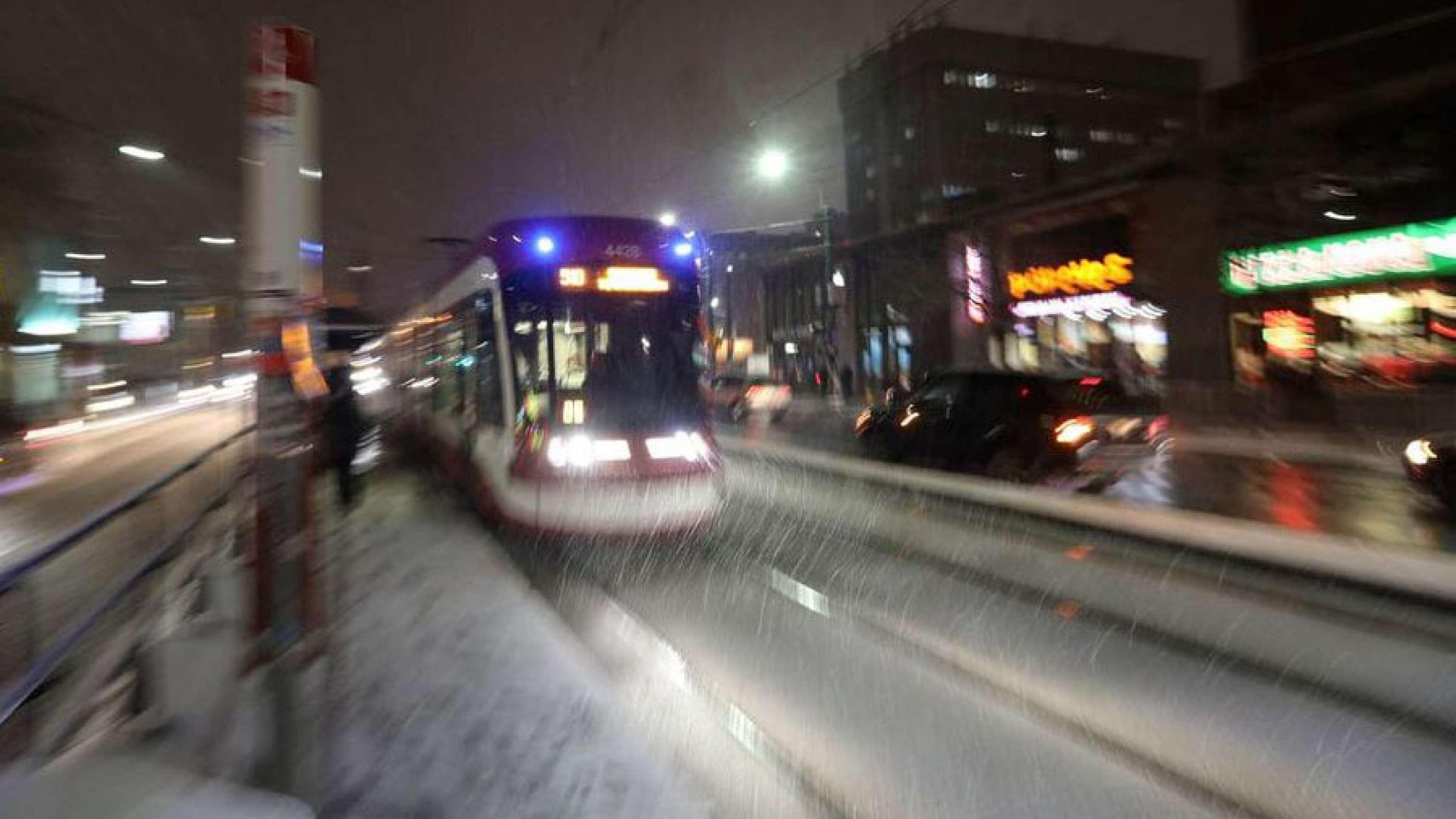 اخبار-تورنتو-بارش-اولین-برف-تورنتو