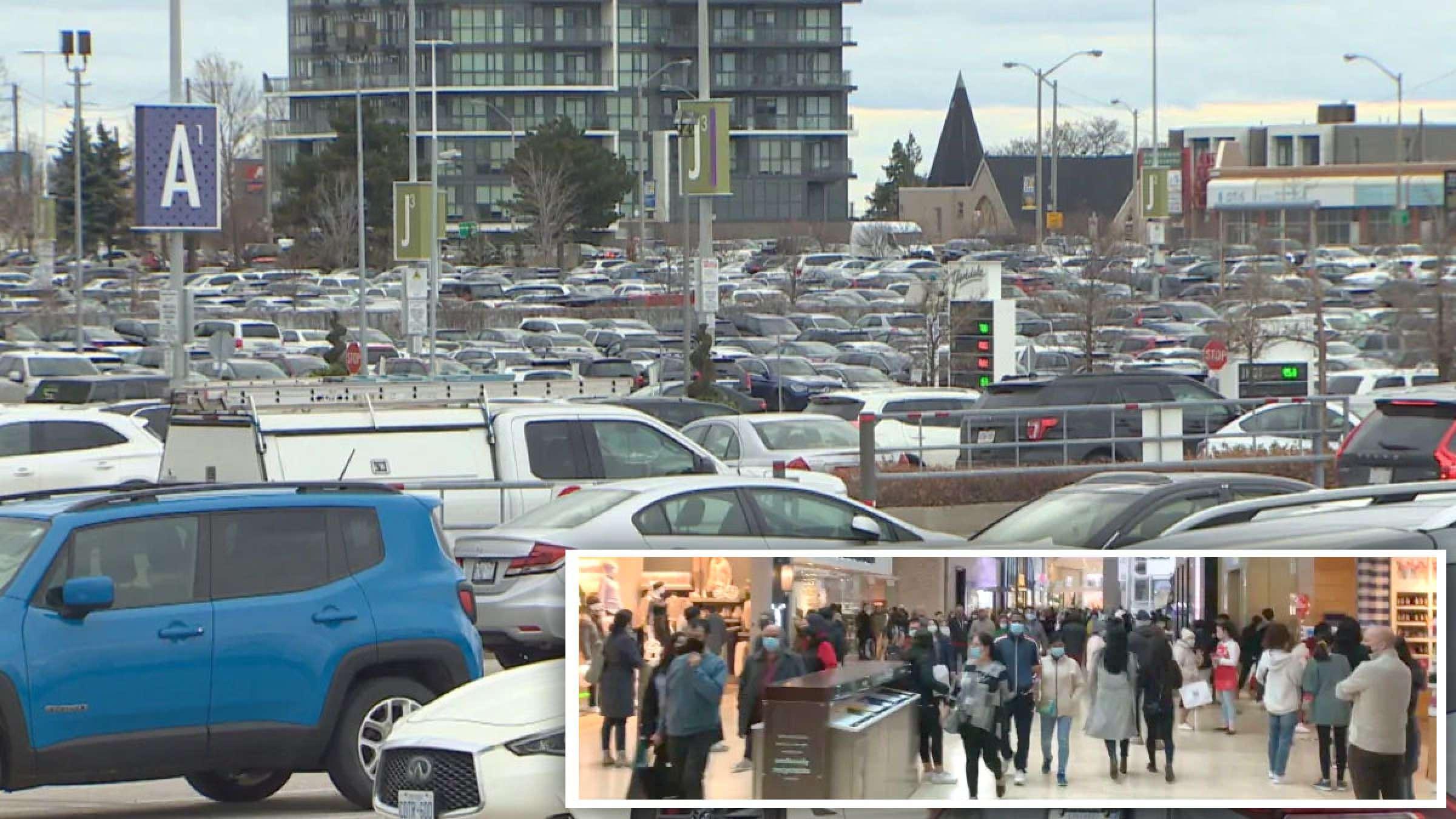 اخبار-تورنتو-هجوم-مردم-به-فروشگاههای-تورنتو-پیش-از-بسته-شدن-بعلت-کرونا