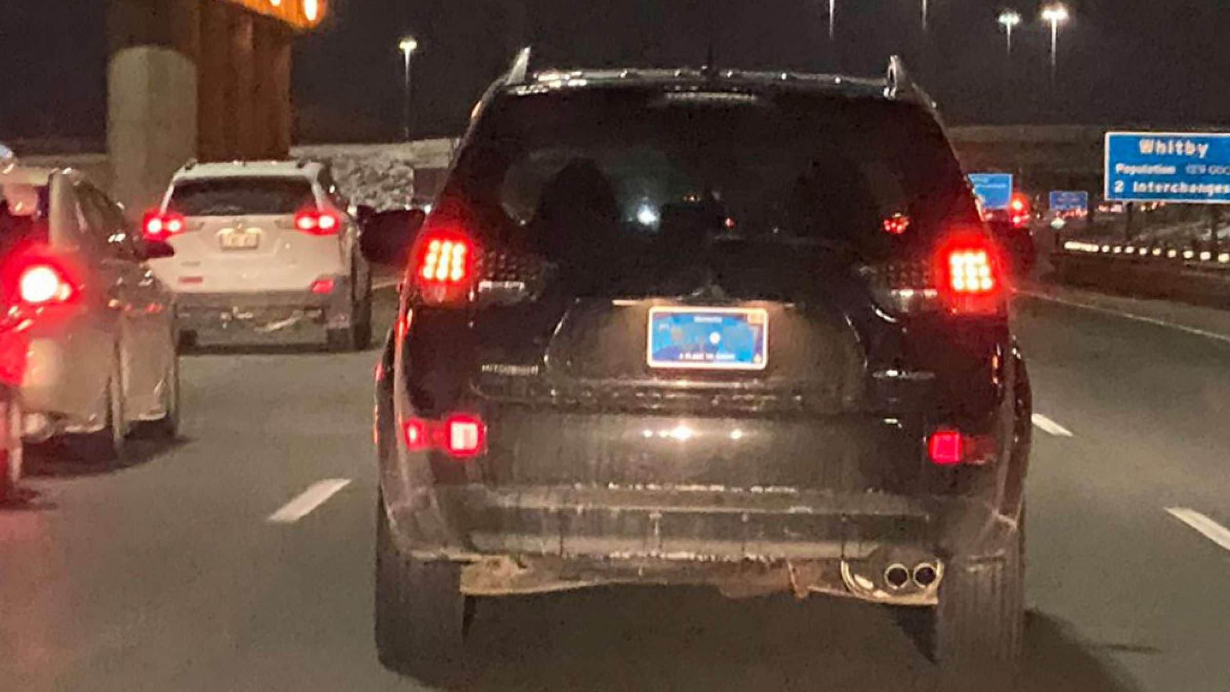 اخبار-تورنتو-پلاک-جدید-خودروهای-انتاریو-قابل-خواندن-در-شب-نیست
