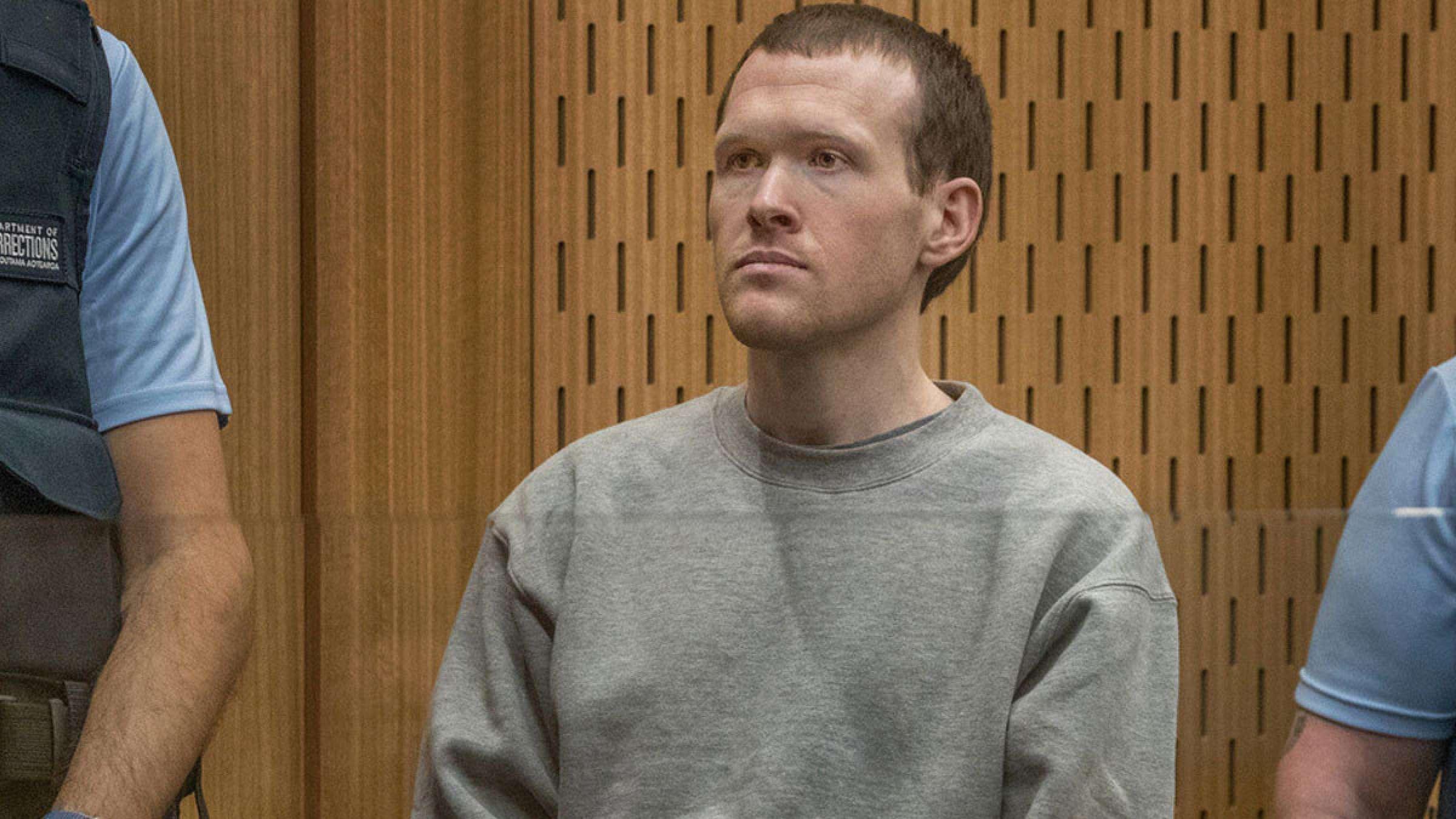اخبار-جهان-حکم-تروریست-نیوزیلندی-برای-قتل-عام-در-مساجد-زندان-ابد-بدون-عفو