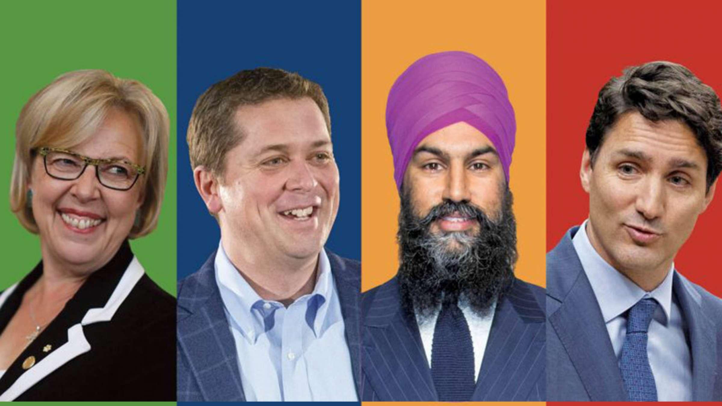 اخبار-کانادا-آخرین-مواضع-احزاب-در-انتخابات-کشوری
