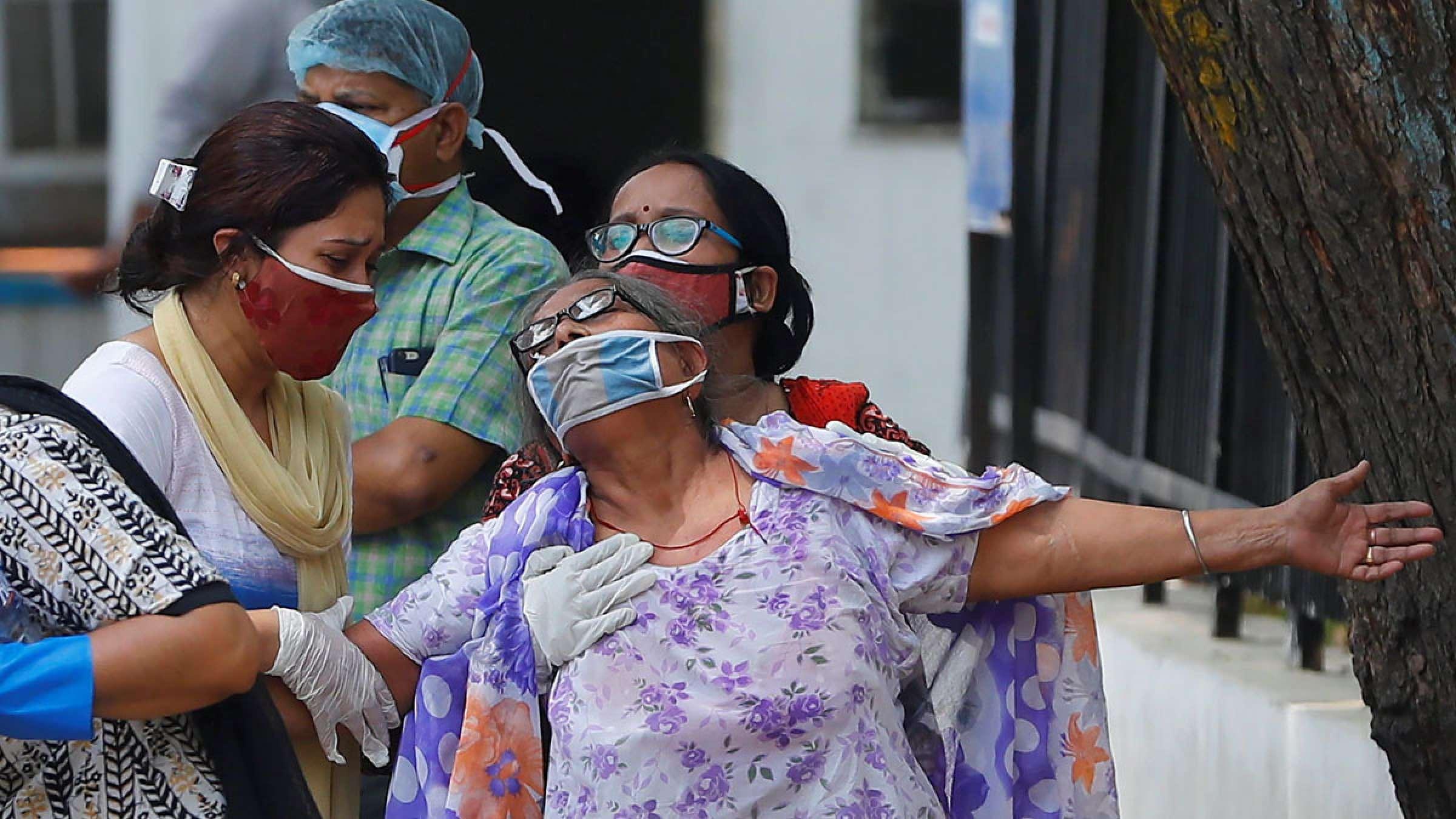 افزایش کرونای هندی که از واکسنها عبور میکند نگرانی آفریده است