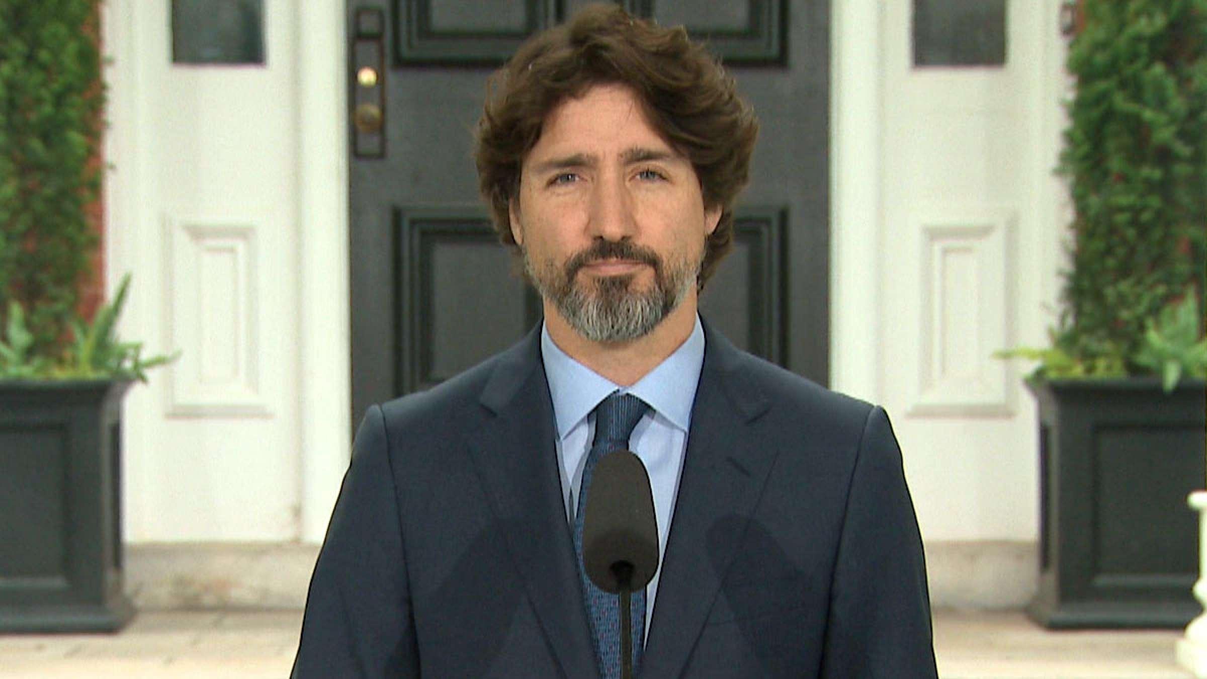 خبار-کانادا-مکث-۲۱-ثانیه-ای-ترودو-مقابل-سوال-استفاده-ترامپ-از-ارتش-علیه-مردم-و-واکنش-احزاب-کانادایی