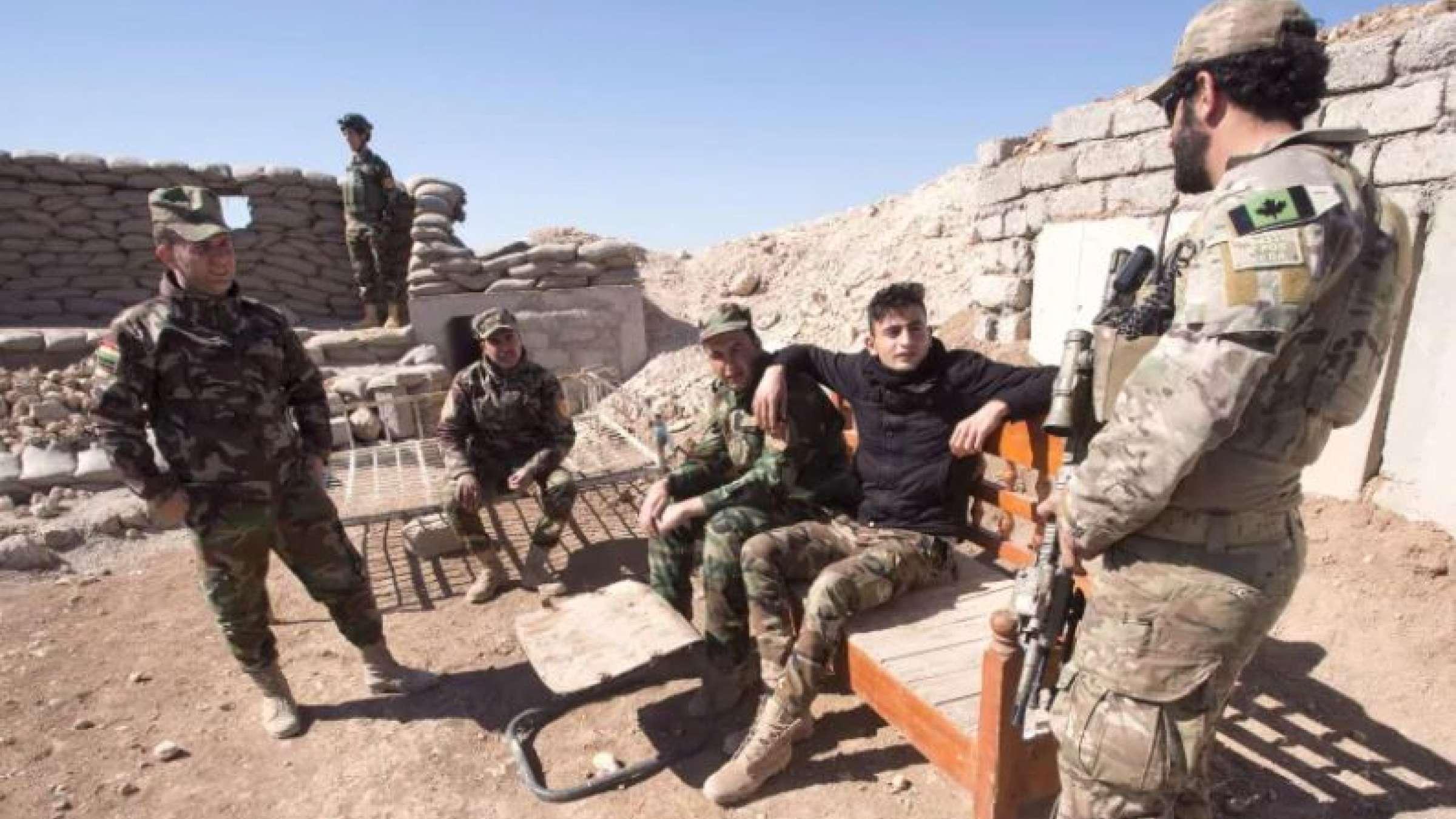 آیا-ماموریت-ارتش-کانادا-در-عراق-در-ارتباط-با-ایران-تغییر-کرده-است-تاثیر-آمدن-بایدن-بر- ترامپ-در-استراتژی-نظامی-کانادا