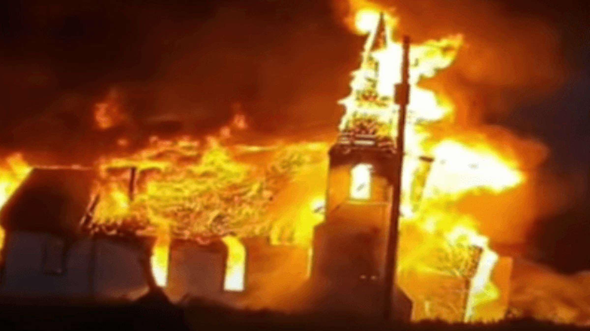 بومیان کانادا: کلیساها را آتش نزنید، کلیسای کاتولیک باید رسما عذرخواهی کند