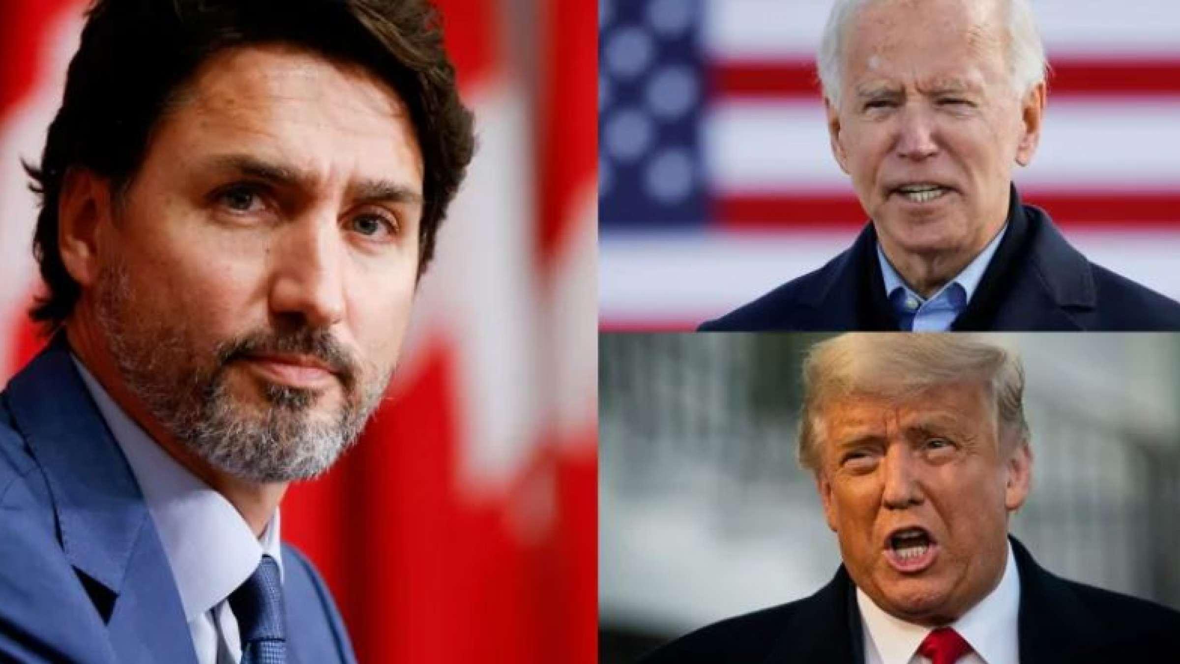 کنایه-های-ترودو-به-ادعای-تقلب-در-انتخابات-آمریکا-خودداری-نخست-وزیر-کانادا-از-اظهار- نظر-صریح-درباره-نتیجه-انتخابات