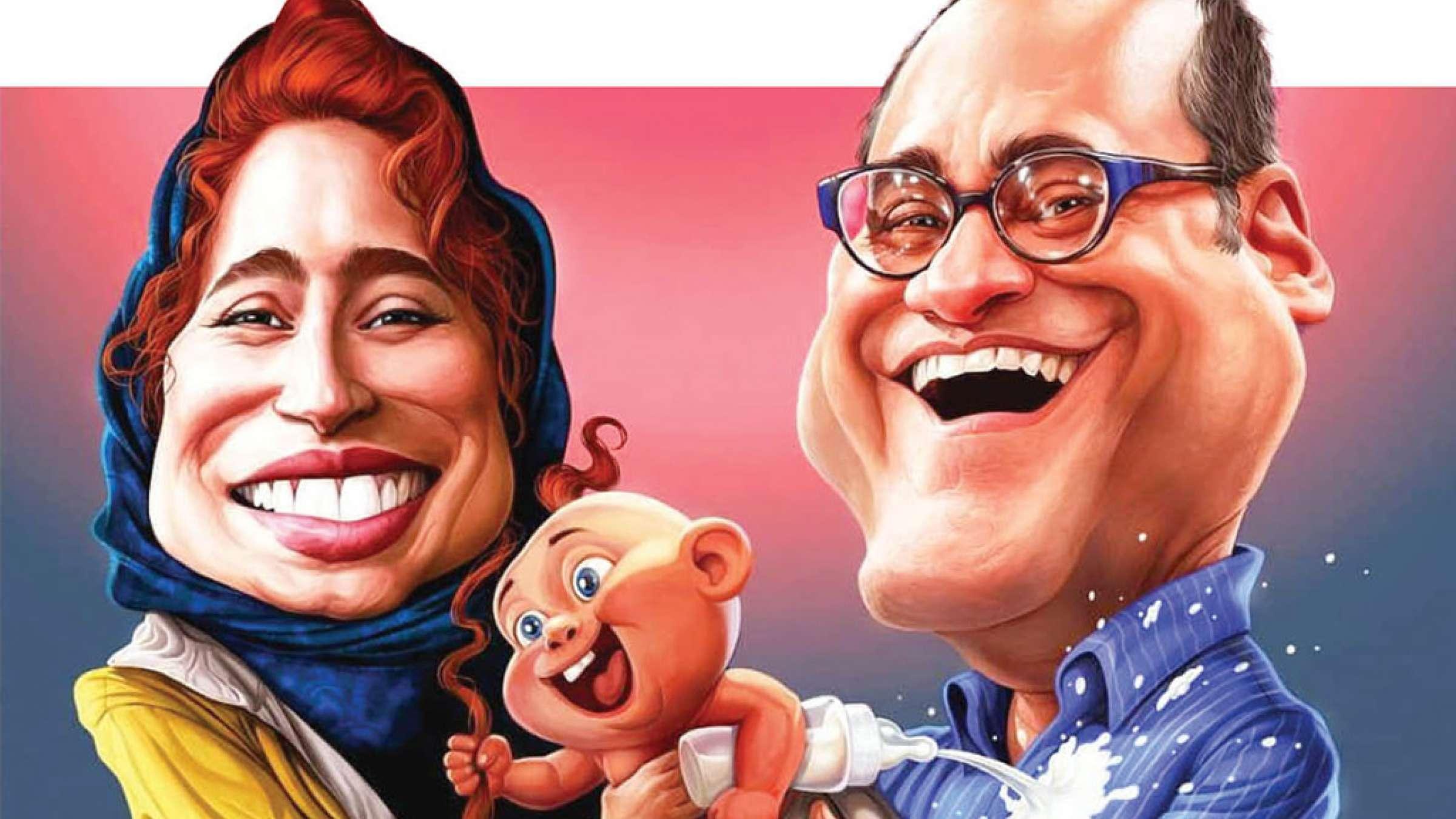 رامبدجوان-و-تولد-فرزندش-در-کانادا-ناظمزاده-فیلم