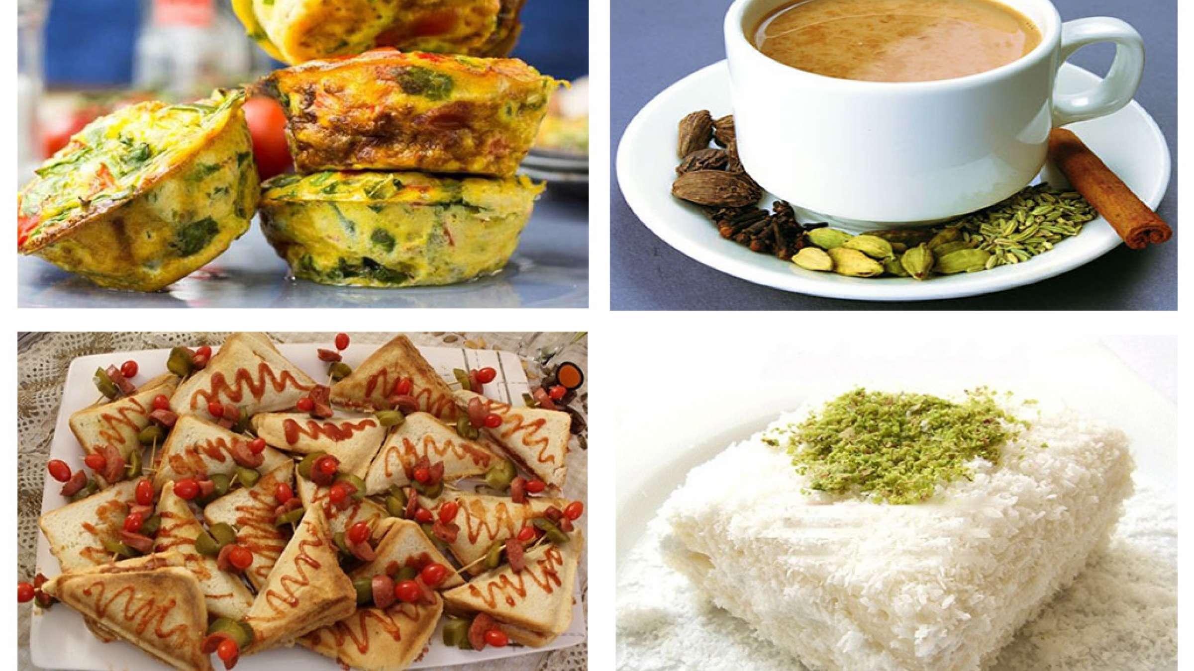 مافین-سبزیجات-ترابی-آشپزی