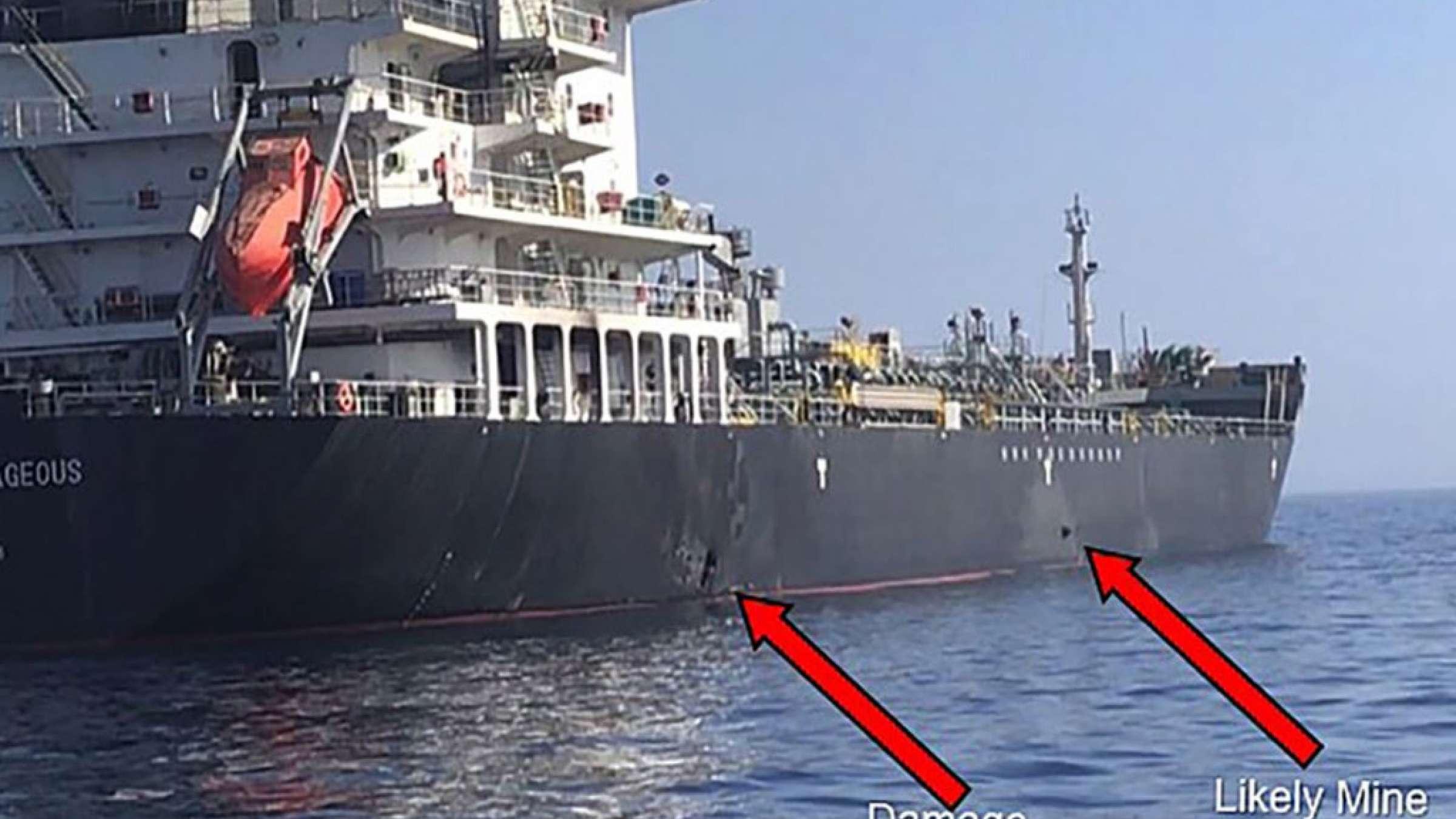 پاسخی-به-حمله-فرضی-ایران-به-دو-کشتی-نفتکش-ایران-تحلیل