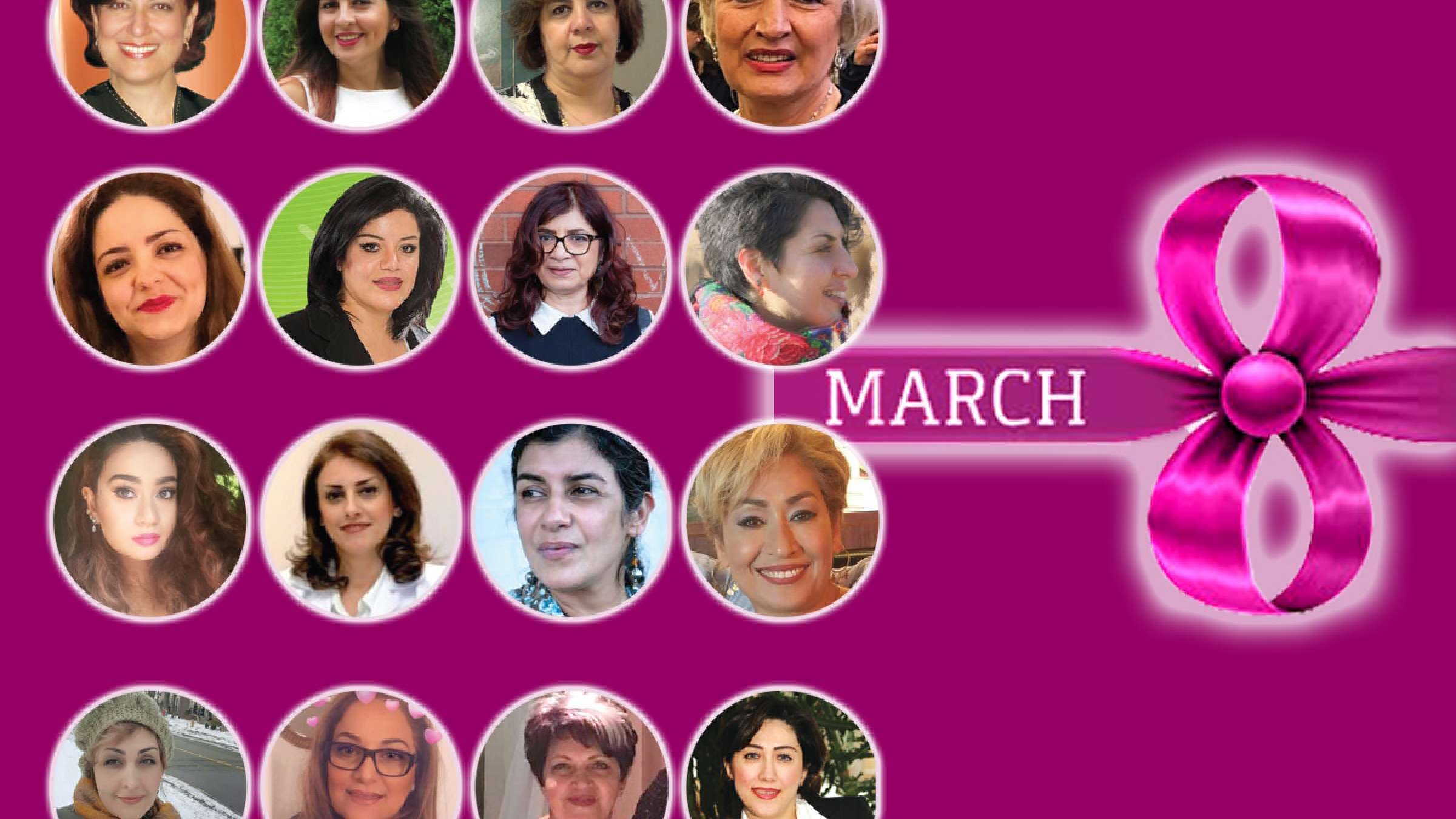Iranian-Canadian-Womens-day-2018