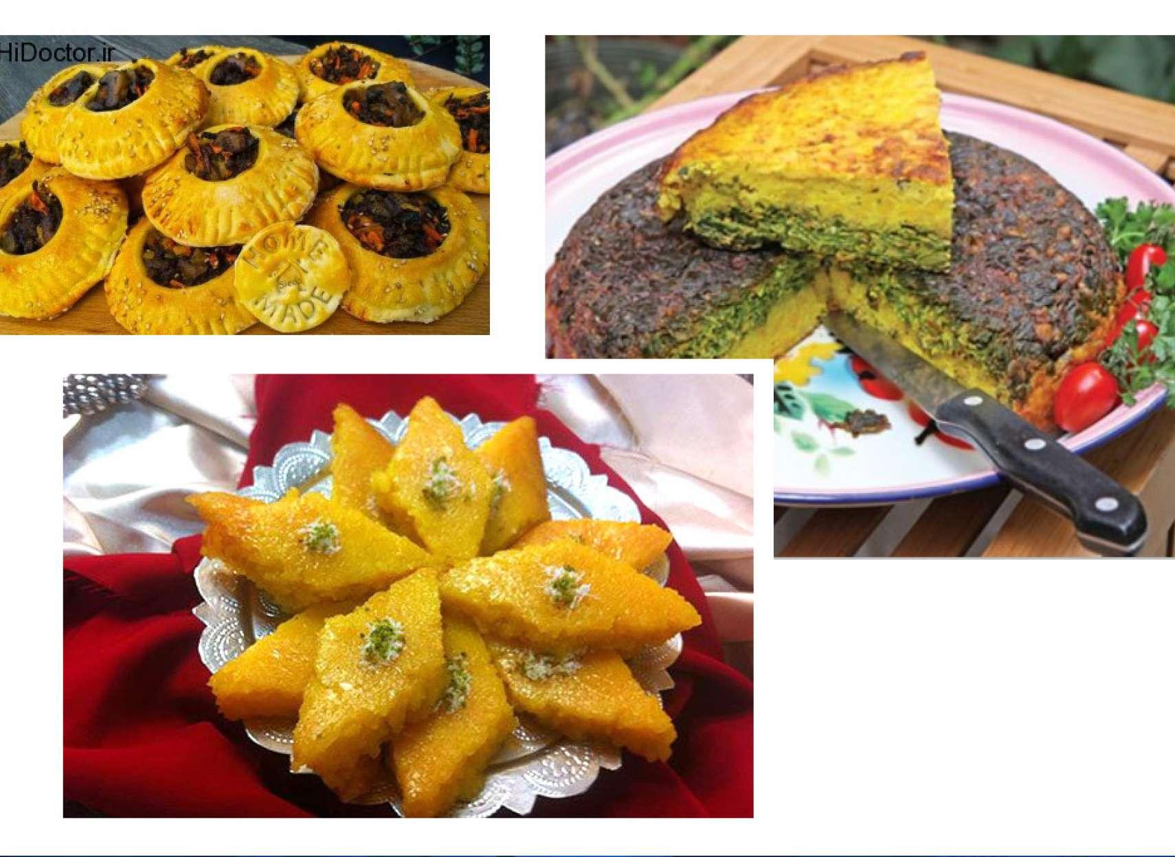 آشپزی-ترابی-دیگچه-مشهدی-کوکوی-دورنگ-شاه-سلطان