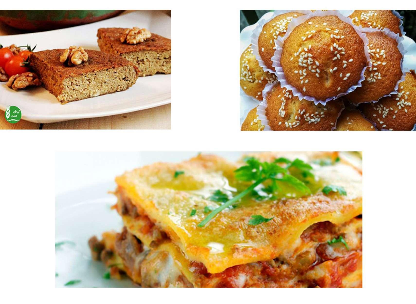آشپزی-ترابی-شامی-مرغ-کیک-یزدی-کوکوی-گردو