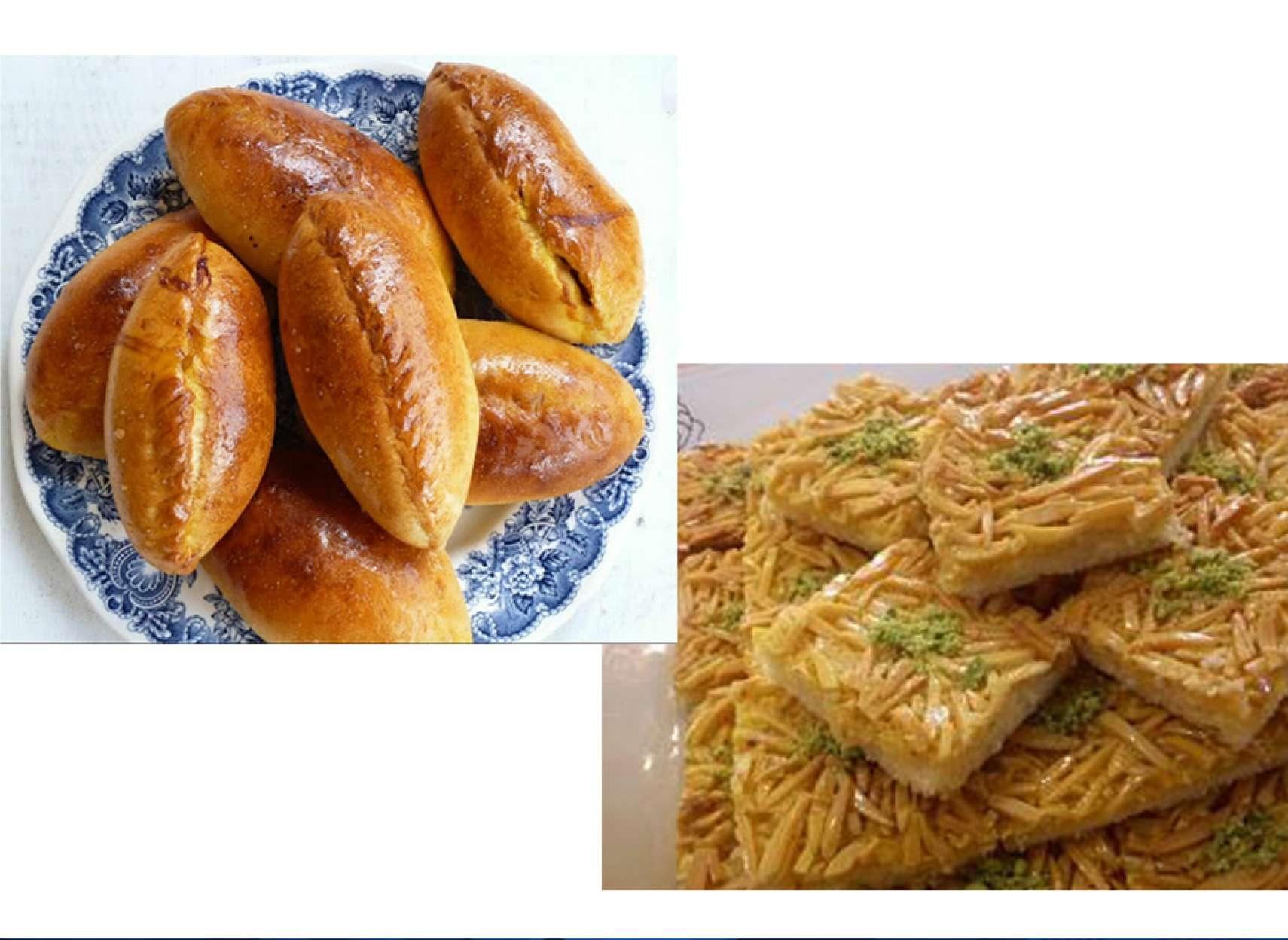آشپزی-ترابی-شیرینی-ملکه-بادام-پیراشکی-سنتی-روسی