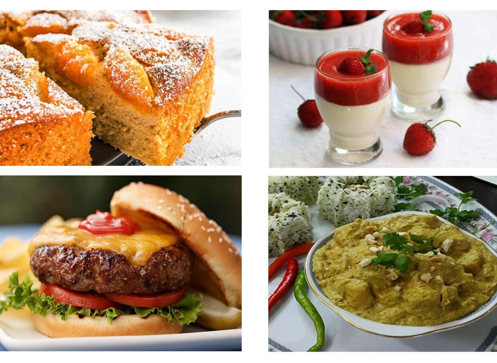 آشپزی-ترابی-کراکت-بادمجان-دسر-شاتوتی-مرغ-حیدرآبادی-کیک-برگردان-زردآلو-پاناکوتا