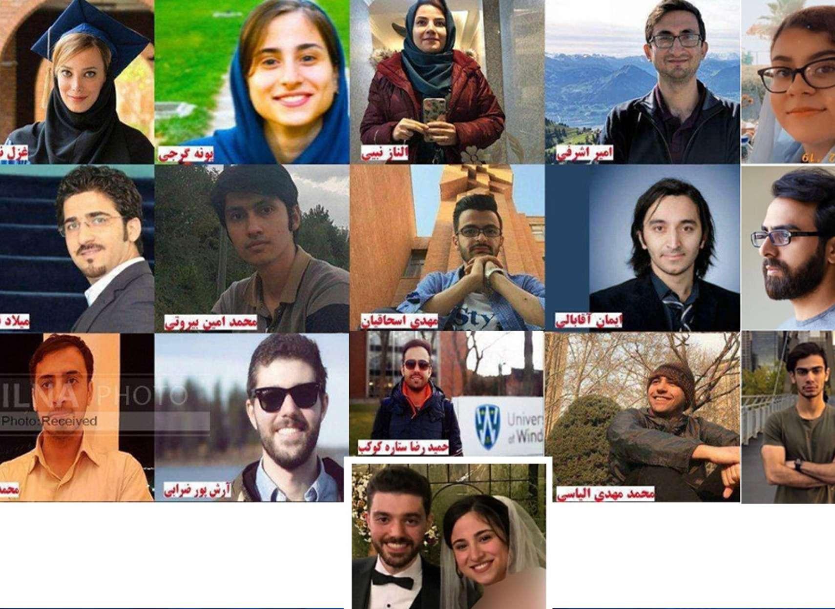 اخبار-ایران-اسامی-درگذشتگان-سقوط-هواپیمای-بوئینگ-اوکراین-در-تهران