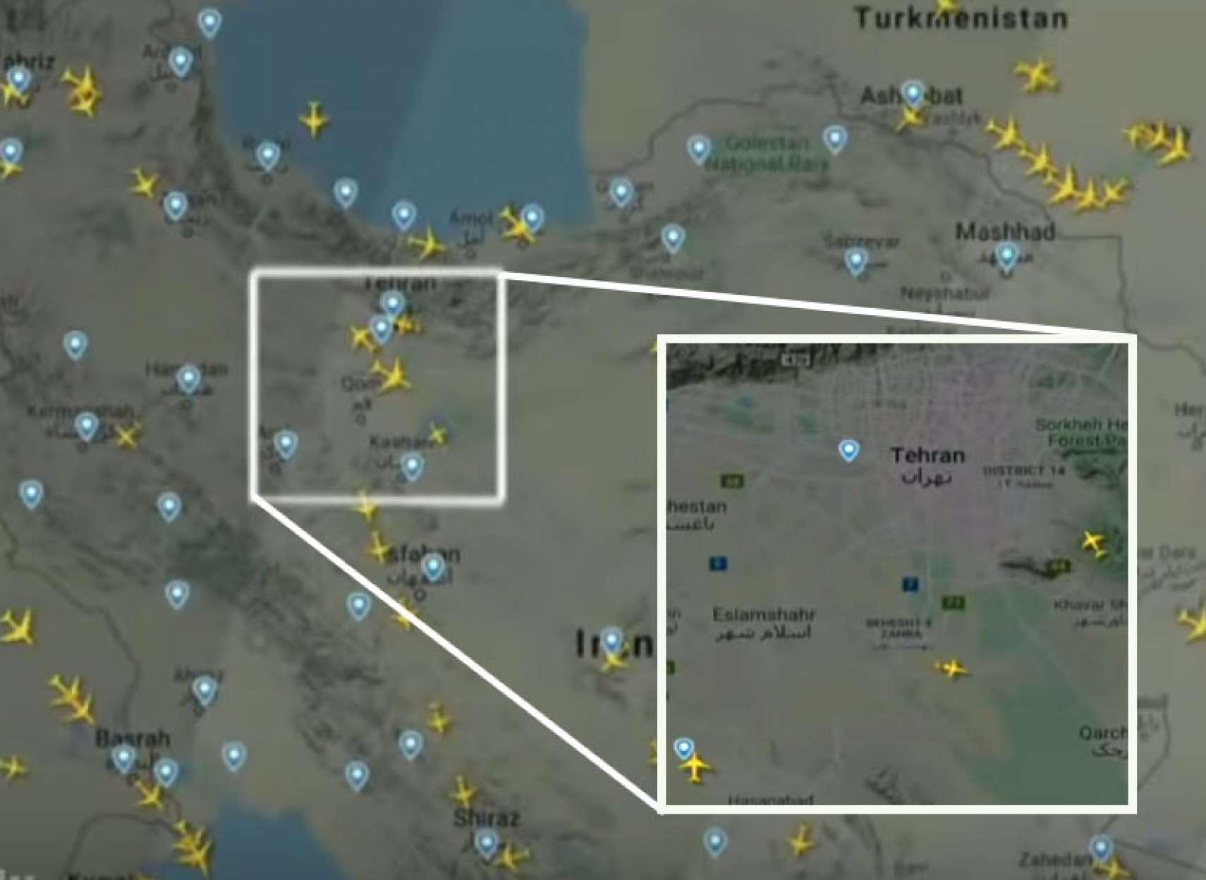 اخبار-ایران-وضعیت-هواپیما-ها