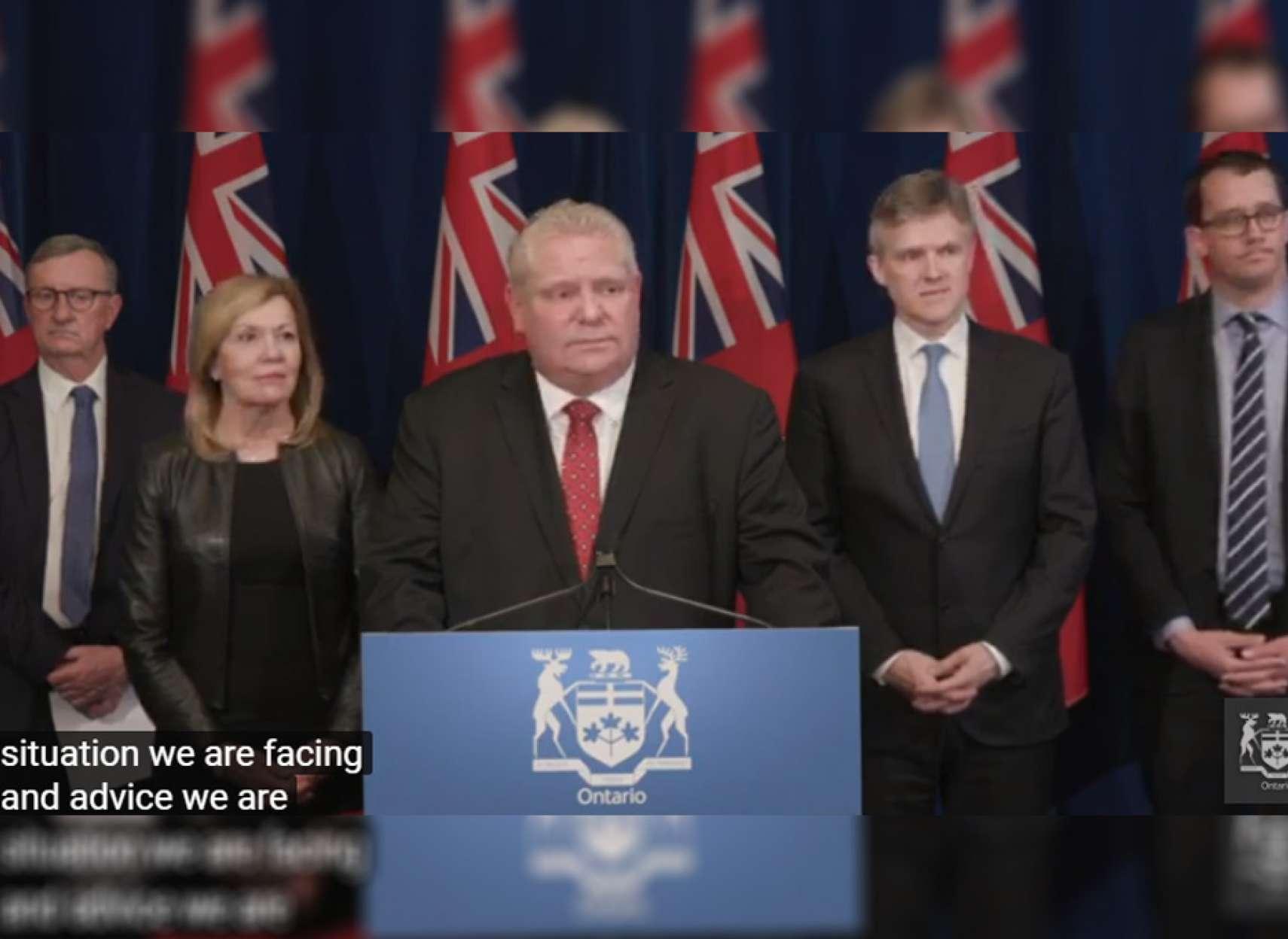 اخبار-تورنتو-مصاحبه-اضطراری-فورد-و-کابینه-درباره-کرونا-در-انتاریو