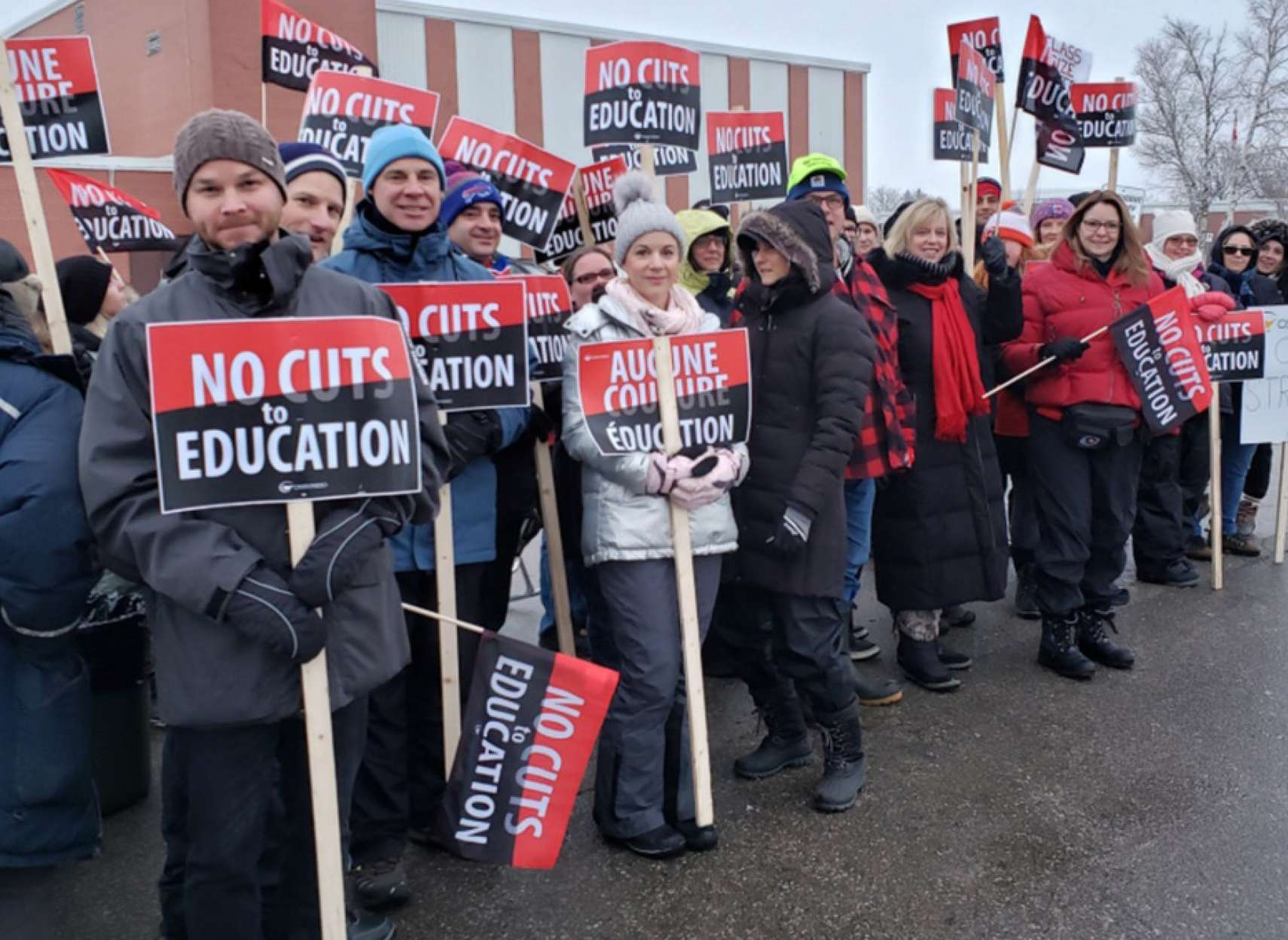 اخبار-تورنتو-نخست-وزیر-انتاریو-اعتصابات-معلمان-صبرمان-را-لبریز-کرد