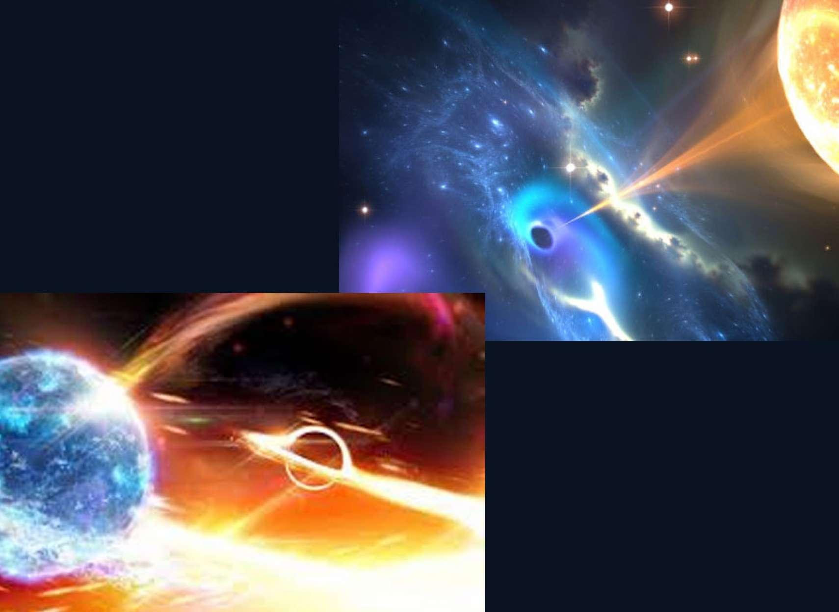 اخبار-علمی-یک-سیاهچاله-یک-ستاره-نوترونی-را-قورت-داد-دریافت-امواج-عجیب-جدید-از-فضا