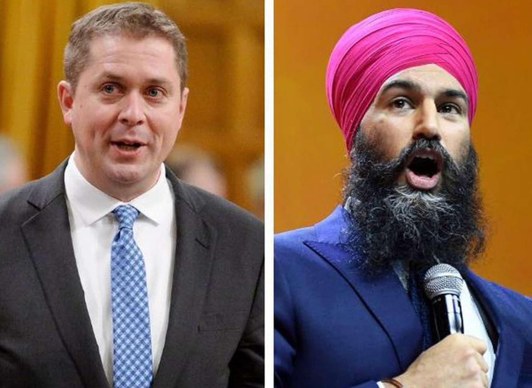 اخبار-کانادا-نیودموکراتها-از-دولت-احتمالی-اقلیتی-محافظهکاران-حمایت-نمیکنند