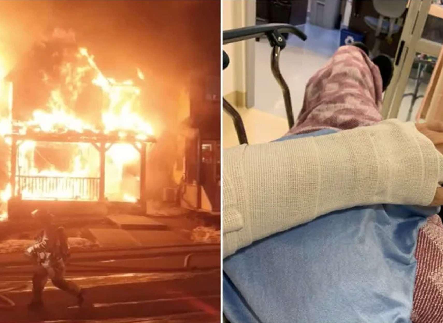 اخبار-کانادا-کمتر-از-۴۸-ساعت-پس-از-بردن-دادگاه-طلاق-در-تصاحب-خانه-کوکتل-مولوتوف-خانه-را-سوزاند