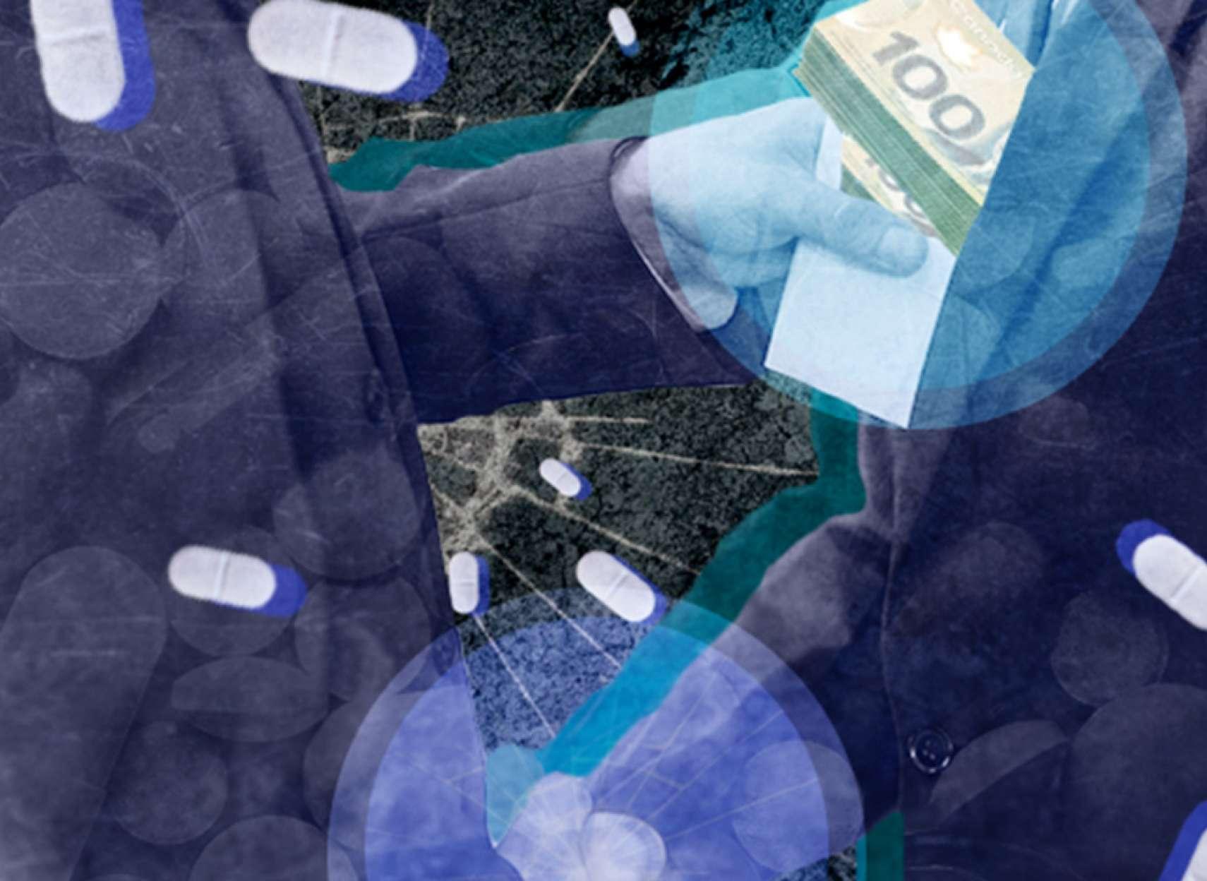 اخبار-کانادا-کمپانیهای-داروسازی-151-میلیون-دلار-به-دکترها-و-بقیه-پول-دادهاند