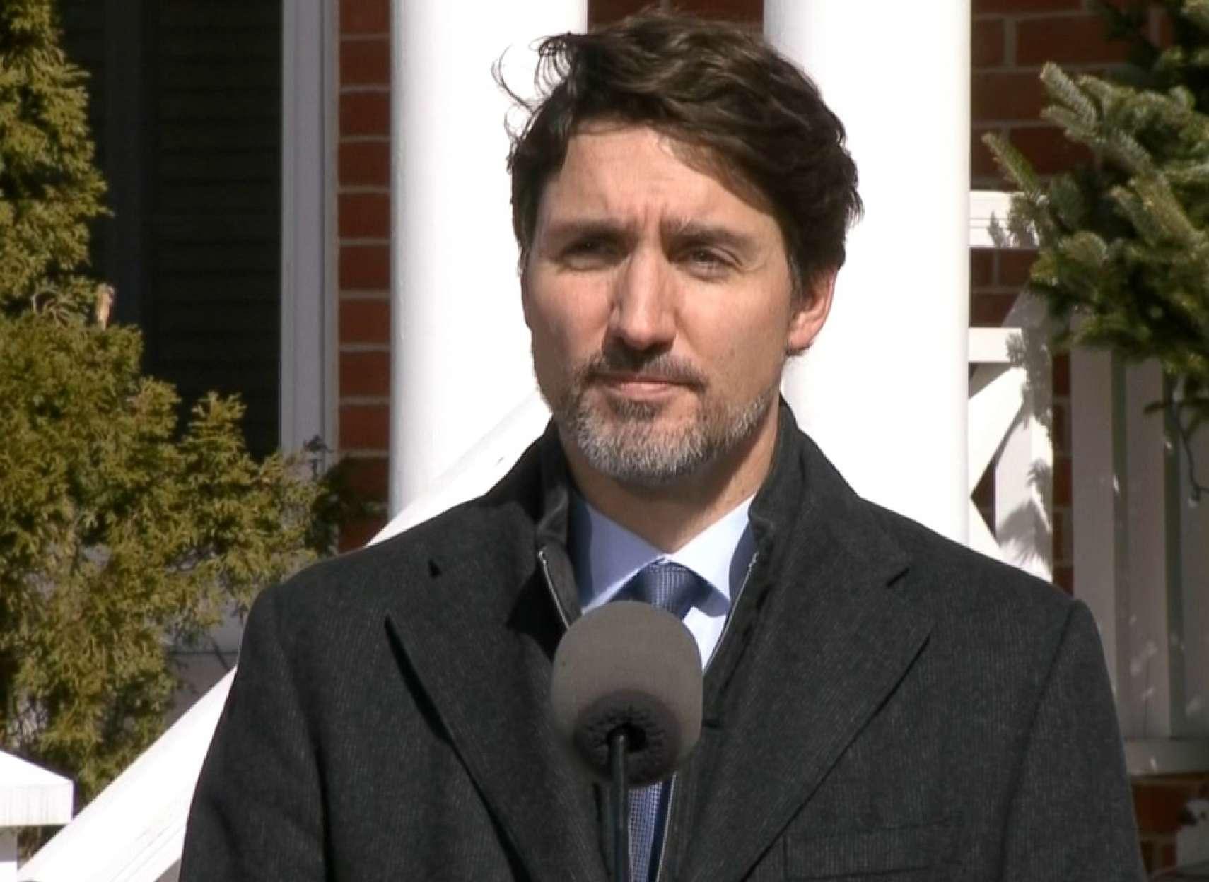 اخبار-کانادا-ترودو-مرزهای-کانادا-را-بست