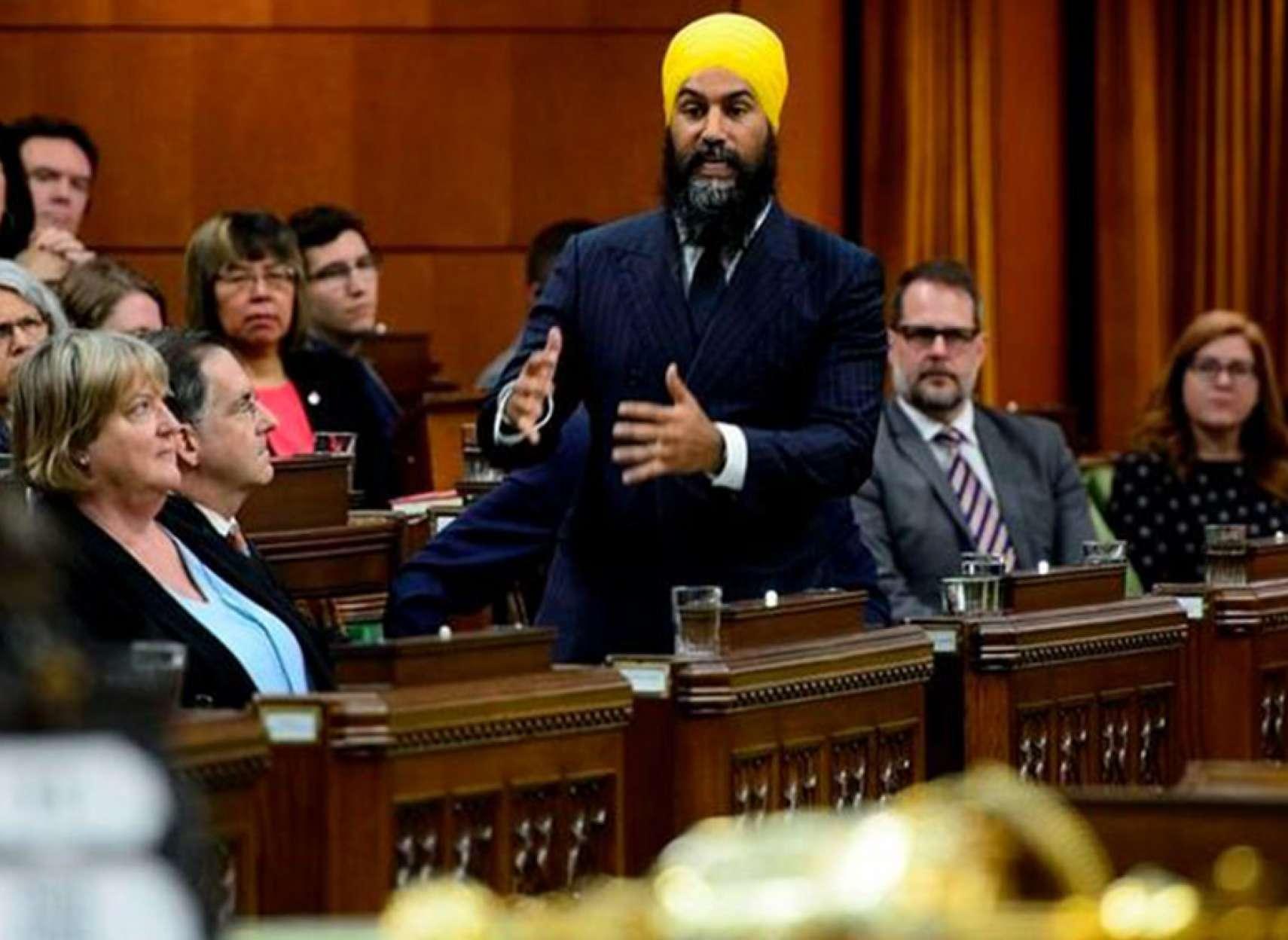 اعلان-برنامههای-حزب-نیودموکرات-برای-کانادا-اخبار