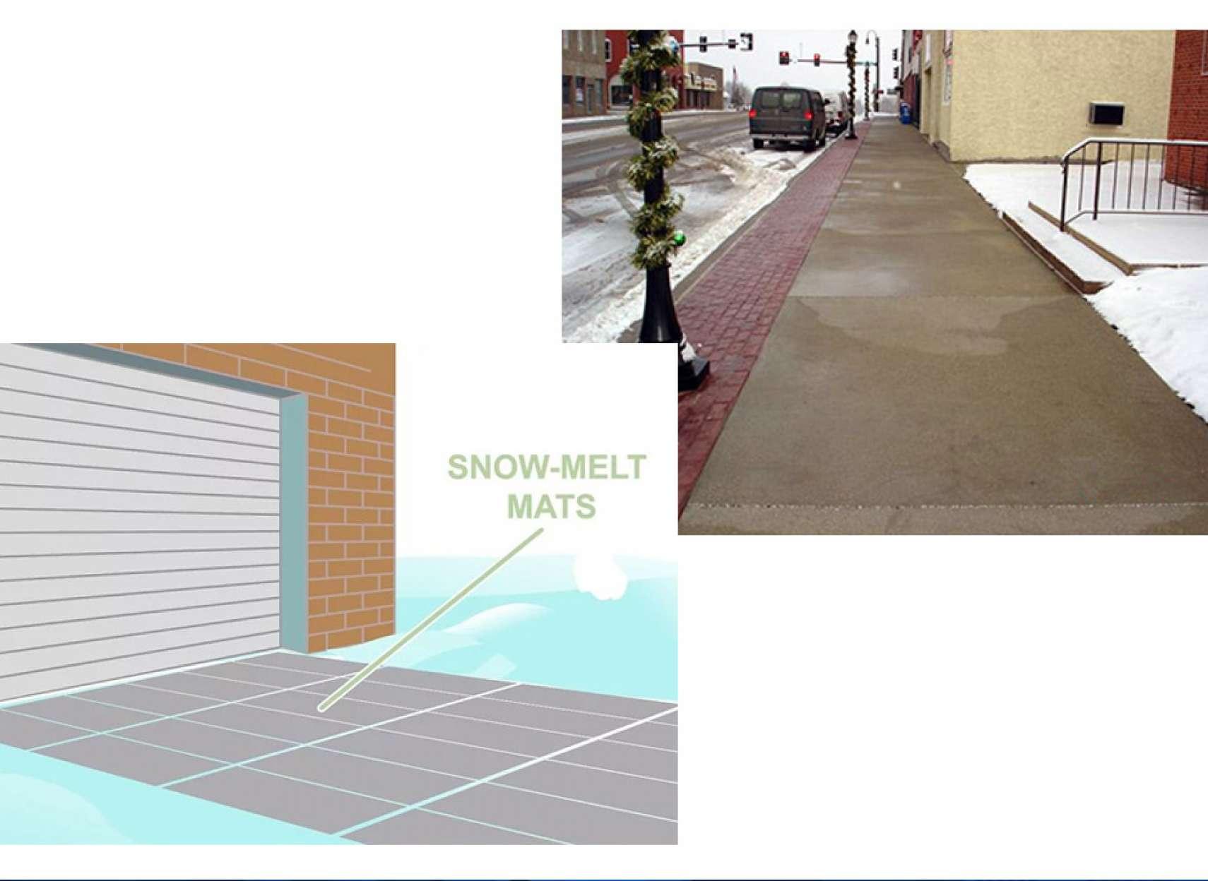خانه-رامندی-ذوب-برف-و-یخ-با-گرمایش-از-کف