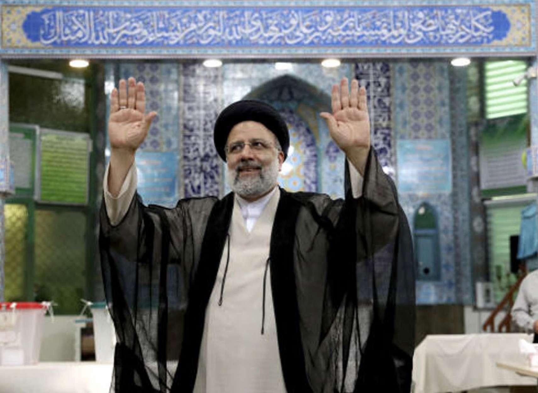 خبر-ایران-سید-ابراهیم-رئیسی-با-۶۲-درصد-آراء-رئیس-جمهور-ایران-شد