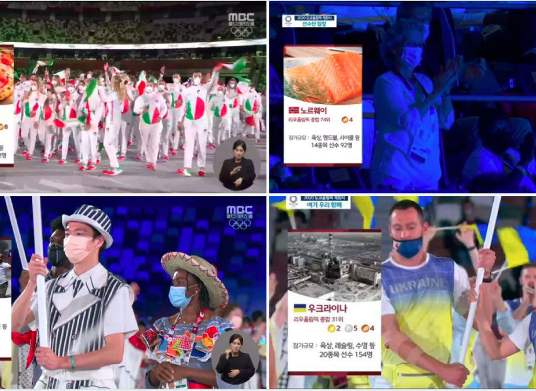خبر-ورزشی-عجایب-المپیک-ژاپن-رژه-ترور-رئیس-جمهور-بیت-کوین-پذیرش-۳-ورزشکار-پناهنده-کالج