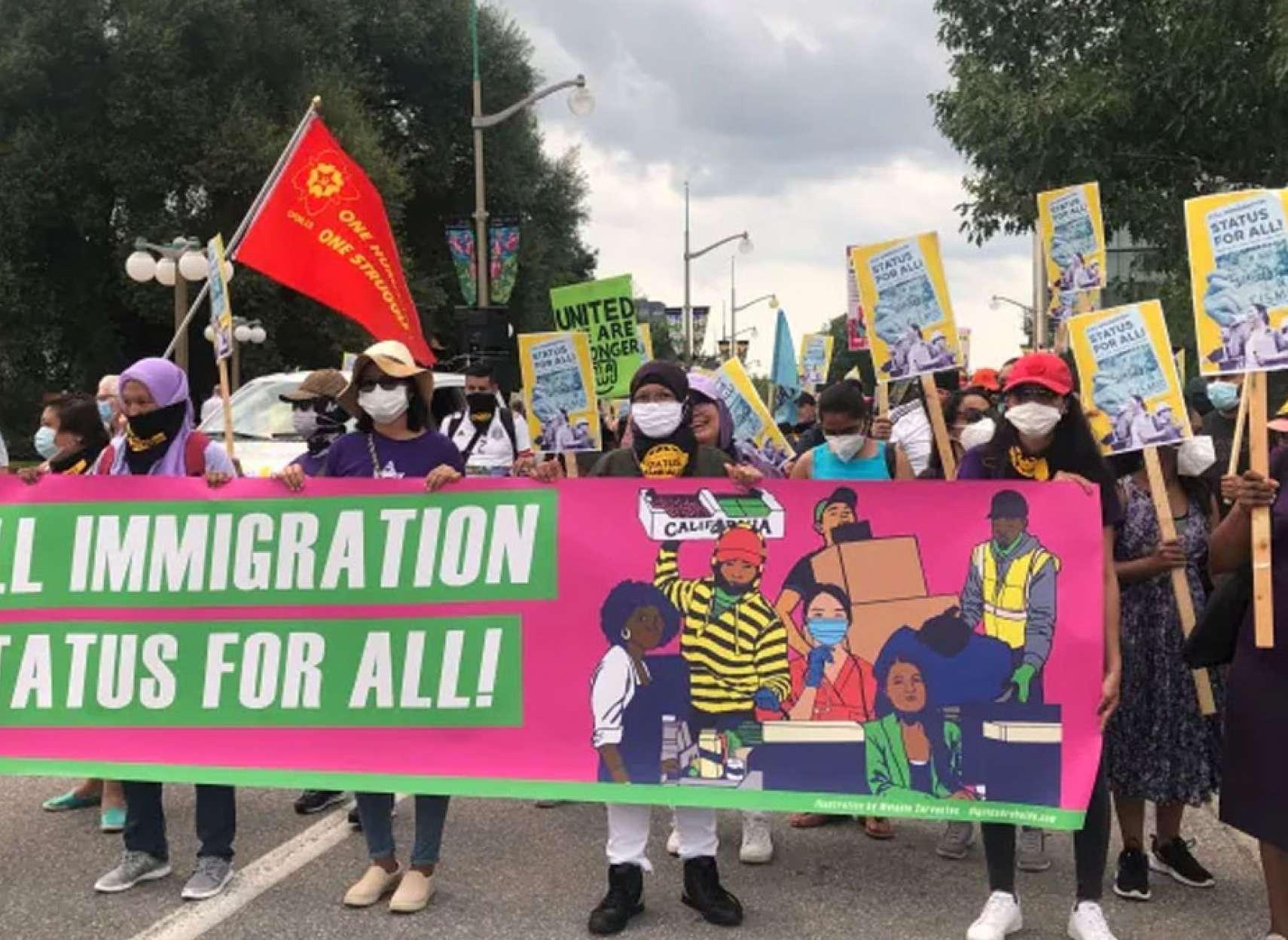 خبر-کانادا-تظاهرات-بزرگ-پناهندگان-و-کارگران-فصلی-در-کانادا