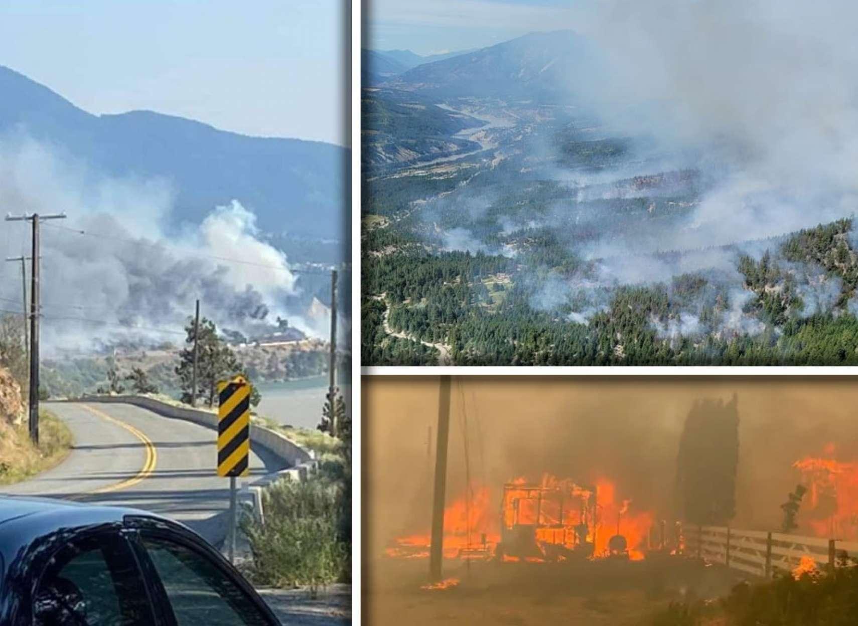 خبر-کانادا-شهرک-لیتون-رکورد-گرمای-کانادا-سراسر-آتش-گرفت-کشته-های-گرما-۴۸۶-نفر-شد