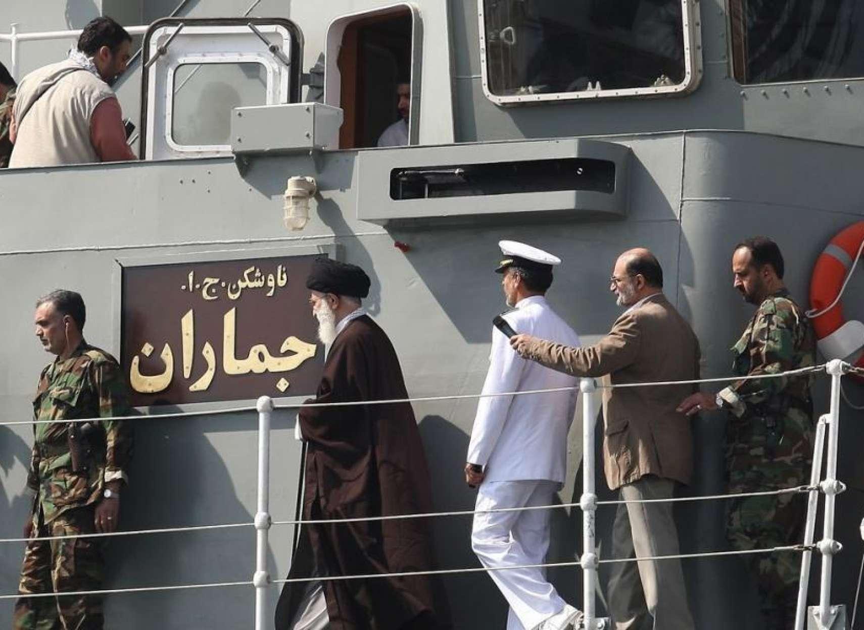 اهمیت-نمادین-ناو-جماران-برای-جمهوری-اسلامی-و-رهبر-آن-چیست