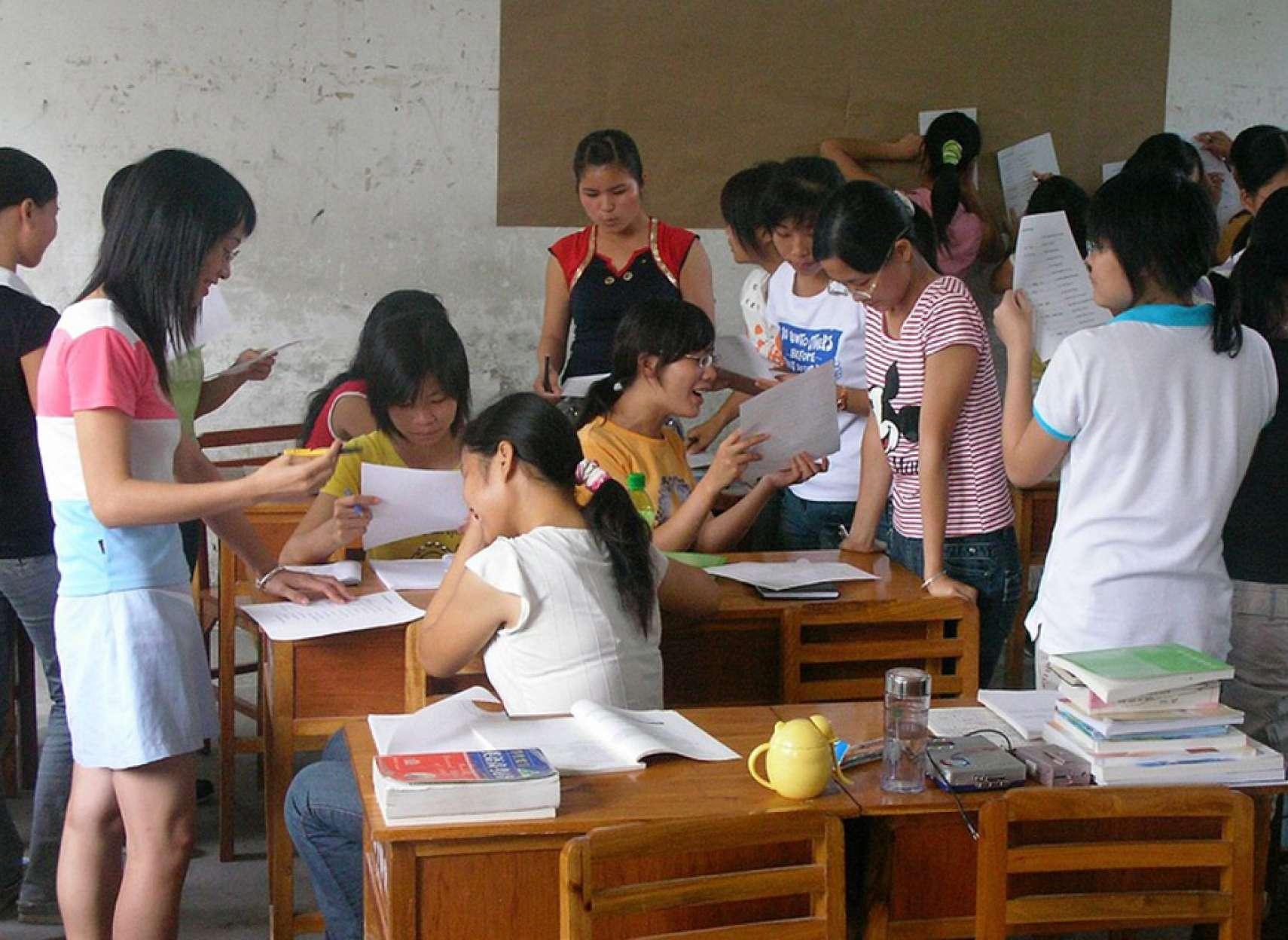 education-kazemzadeh-kelas-porjamiat