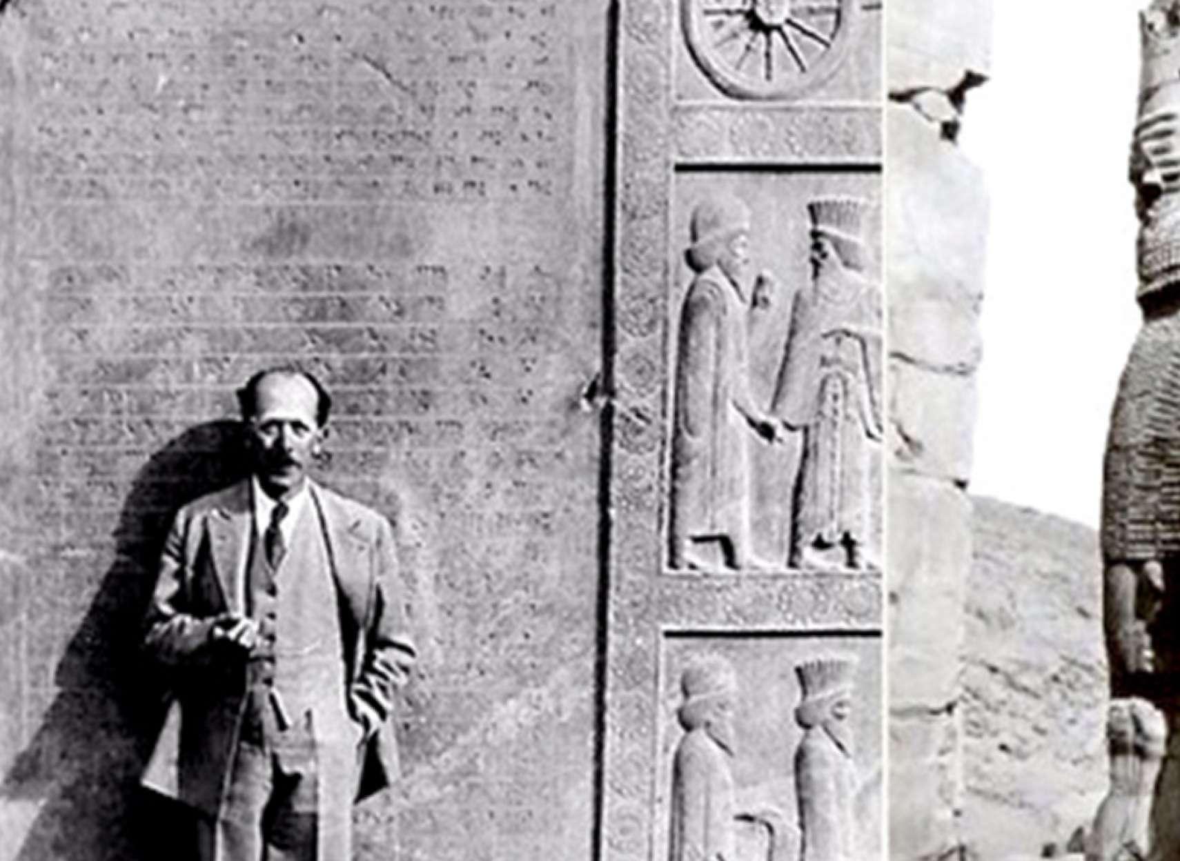 history-akhtari-Ernest-Hertsfeld
