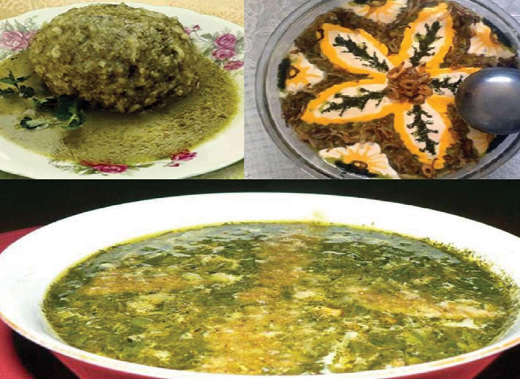 parvin-ashpazi-kofteh-sabzi
