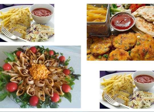 آشپزی-ترابی-کوکوی-مرغ-و-پنیر-پانکوی-ایتالیایی-پاستا-جامبو-شلز-با-گوشت-و-پنیر