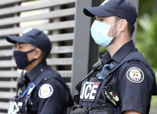 اخبار-تورنتو-صدور-۲۳۰-جریمه-تجمع-غیر-قانونی-کرونا-توسط-پلیس-تورنتو-در-هفته-پیش