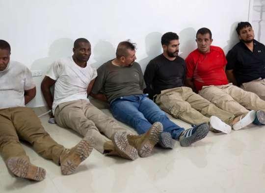 خبر-جهان-تروریست-های-رئیس-جمهوری-هائیتی-نظامیانی-از-آمریکا-و-کلمبیا-هستند