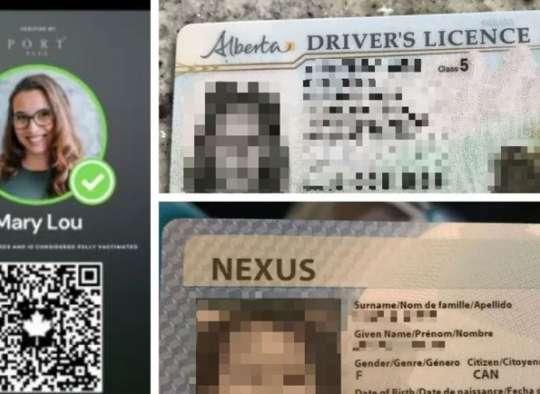 خبر-کانادا-برنامه-پاسپورت-واکسیناسیون-کرونا-اطلاعات-شخصی-نام-گروه-خونی-آدرس،-تلفن-تولد-گواهینامه