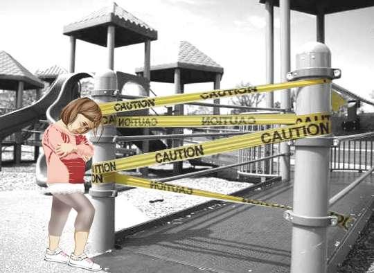 ممنوعیت-ورود-به-پارک-ها
